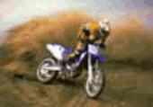 Puzzle d'une moto