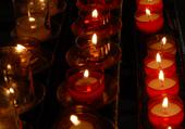 Puzzle photo gratuit en ligne:  les bougies