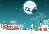 Puzzles de Noël : le traineau