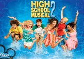 Puzzle High School Musical 2 HSM