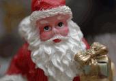 Puzzle Puzzle du Père Noel en santon