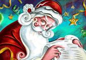 Jigswaw  Santa Claus : Puzzle du Père Noël