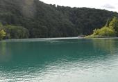 Photo les lacs de Plitvice en Croatie