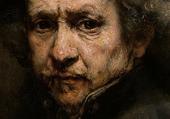 Puzzle autoportrait de Rembrandt