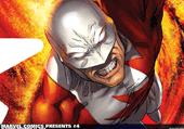 Puzzle super héros des comics de Marvel