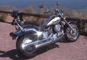 Puzzle d'une moto  idéale pour se balader