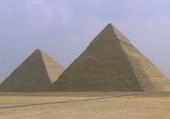Puzzle des 7 merveilles du monde : les pyramides