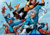 Puzzle des super héros marvel