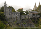 Central Park NY : puzzle du château