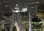 Puzzle de New-york vu de l'empire State building
