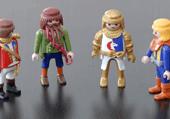 Puzzle Puzzle des Playmobils