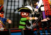 Puzzle Playmobil : A l'abordage