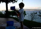 Enfant à la Martinique