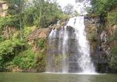Puzzle Cascade au Bénin