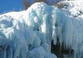 Puzzle cascade de glace d aiguilles