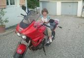 Puzzle moto