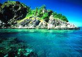 Puzzle littorale paradisiaque