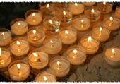 Puzzle bougies