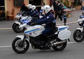 Puzzle Moto de Police