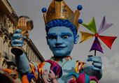 Puzzle carnaval de Nice