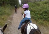 Puzzle en ligne lea a cheval