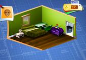 Puzzle en ligne Chambre d'un rêve