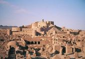 Puzzle Citadelle de Bam, en Iran