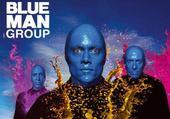 Puzzle blue man group