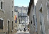 Jeu puzzle Cité medievale