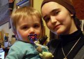 Jeux de puzzle : moi et mon neveux