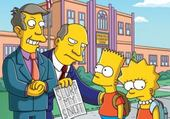 Super puzzle les simpsons