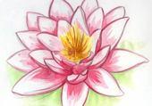 Jeux de puzzle : fleur de lotus