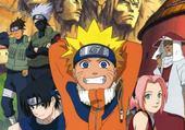 Puzzle Puzzle Naruto and team 7 village