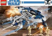Puzzle Puzzle gratuit Lego star wars