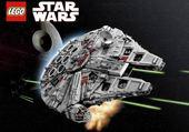 Puzzle Puzzle gratuit Legostar wars