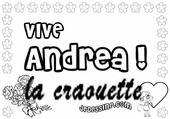 Puzzle ANDREA