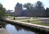 Puzzle en ligne chateau de Vannes