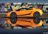Puzzle Lamborghini Gallardo