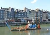 Jeu puzzle Normandie