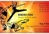 dancing hugo