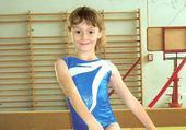 Puzzle Jeux de puzzle : gymnaste