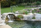 Puzzle Puzzle piscine naturelle