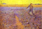 Puzzle gratuit semeur de Van Gogh