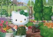 Jeu puzzle Hello Kitty