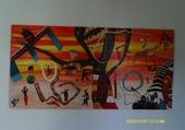 Jeux de puzzle : art africain