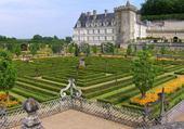 Puzzles chateau de villandry