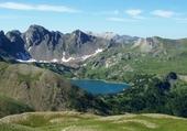 Jeux de puzzle : lacs de montagne