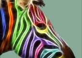 Puzzles zebre