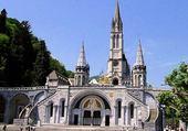 Puzzle gratuit cathédrale de Lourdes
