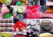 Puzzle en ligne bonbons